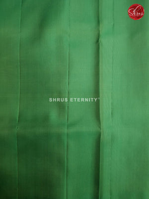 Pastel Green (Single Tone)-  Soft Silk