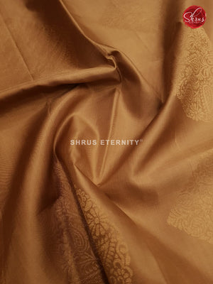 Gold (Single Tone)  - Soft  Silk
