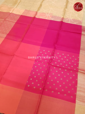 Pink & Cream  - Soft Silk - Shop on ShrusEternity.com