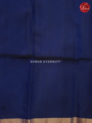 Dark Blue(Single Tone) - Soft Silk