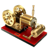 SH-02 Stirling Engine Model Educational Discovery Toy Kits Educational Toy Gift For Children Kits