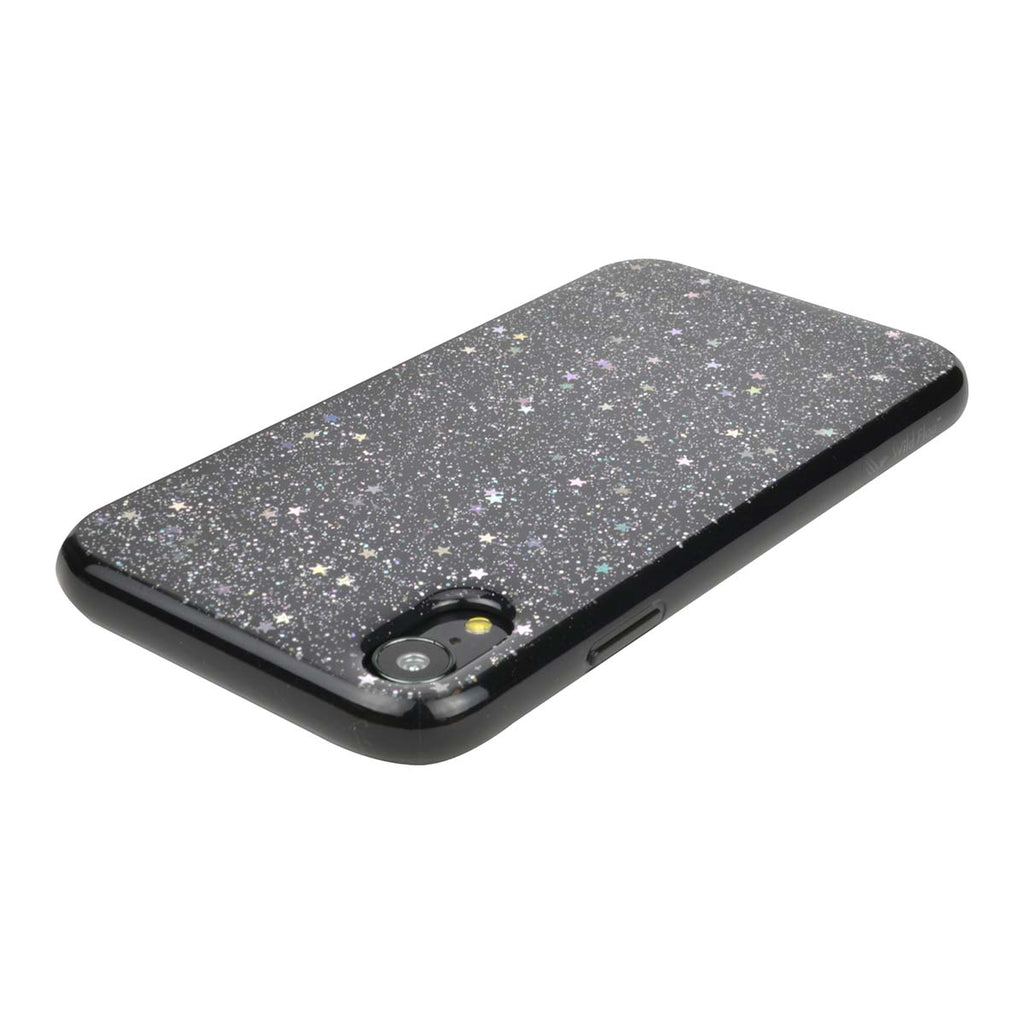 Wild Flag Design Case For iPhone XR - Star Silver