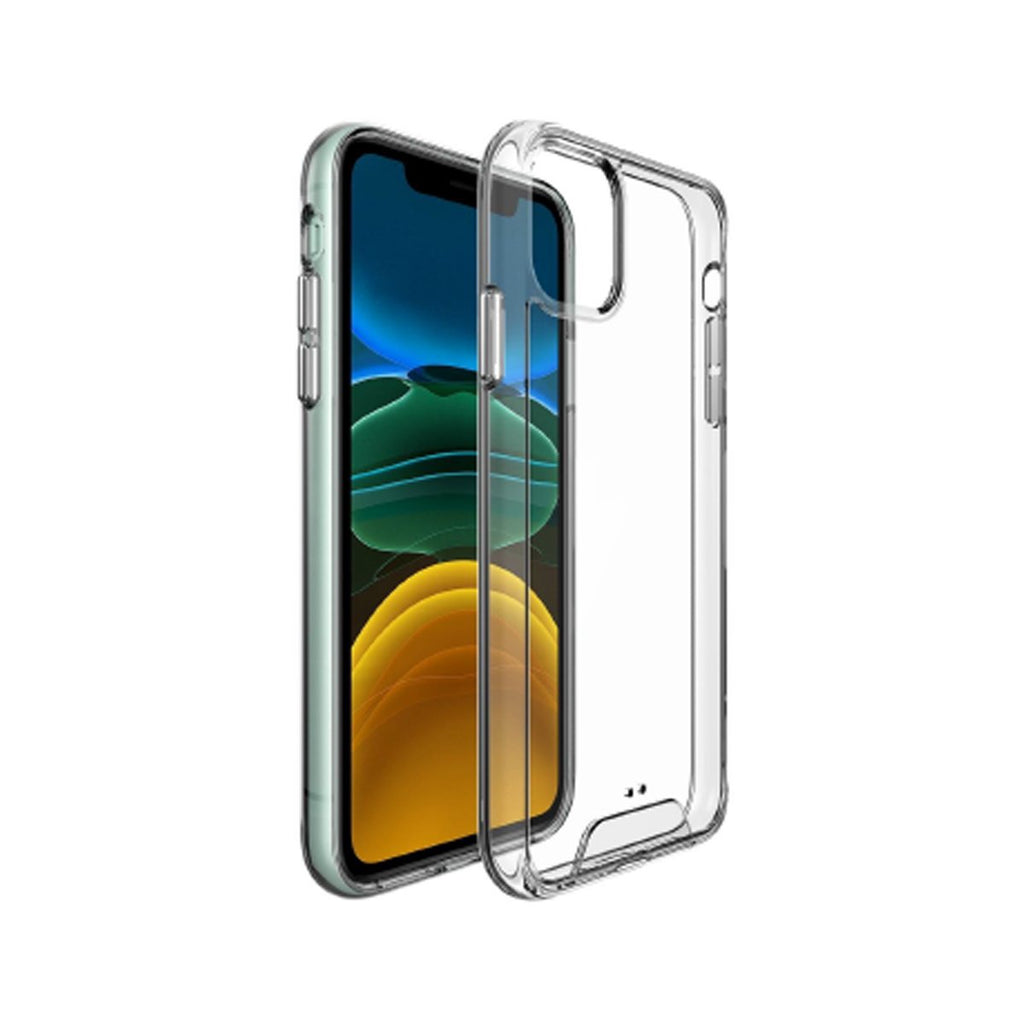 Wild Flag Fusion Case For iPhone 12 Mini - Clear