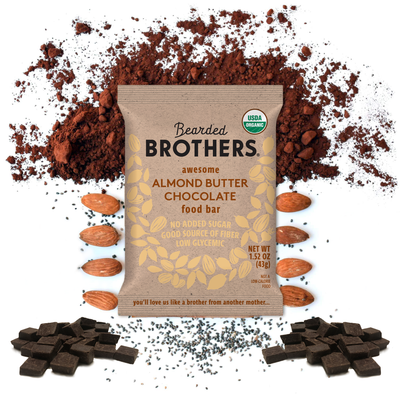 Awesome Almond Butter Chocolate (12-Pack)