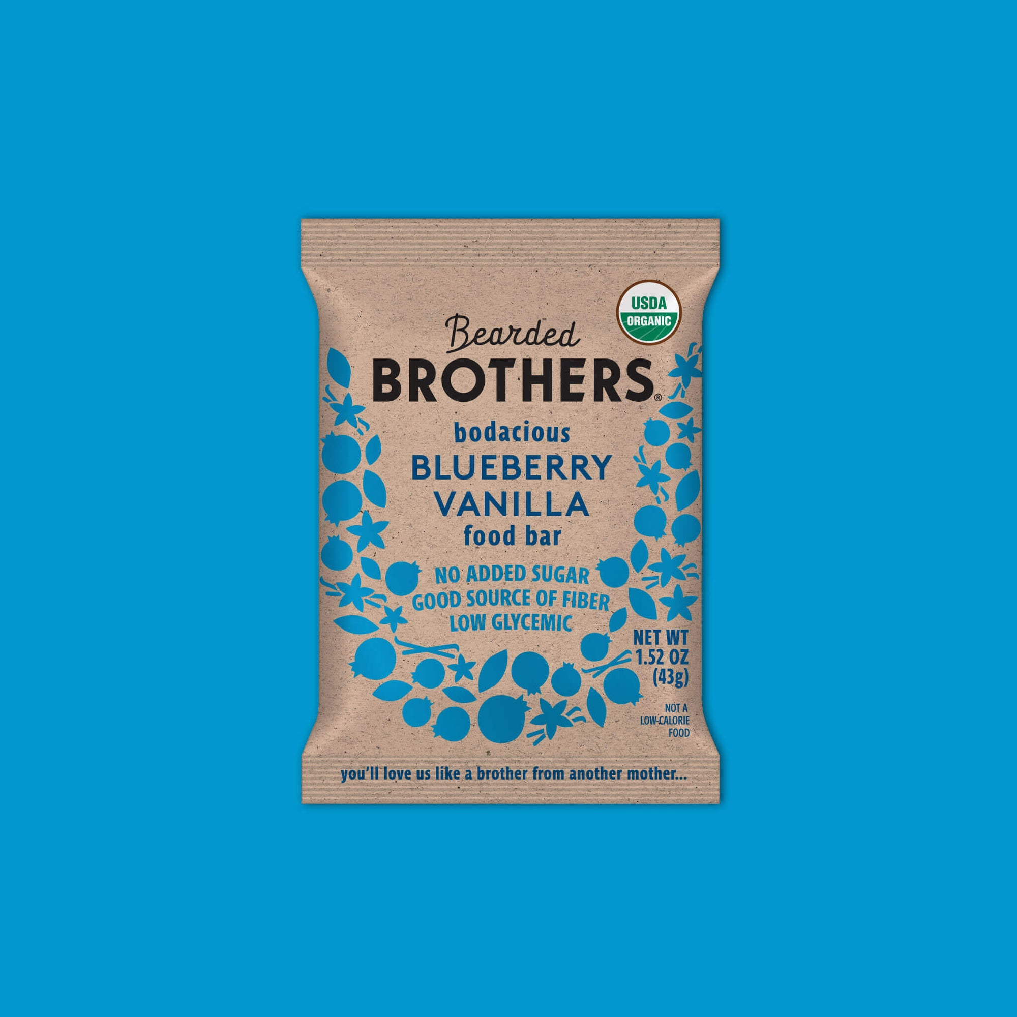 Bodacious Blueberry Vanilla - Bearded Brothers