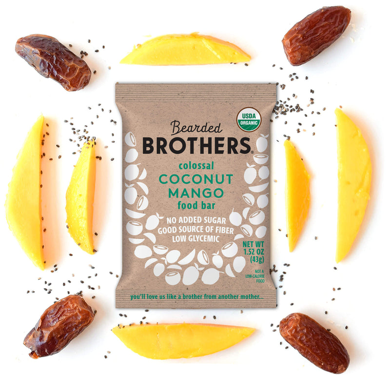 Colossal Coconut Mango - Bearded Brothers