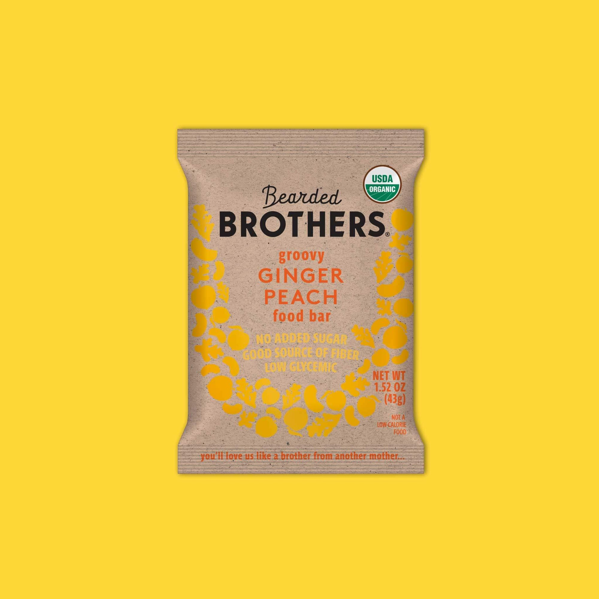 Groovy Ginger Peach - Bearded Brothers