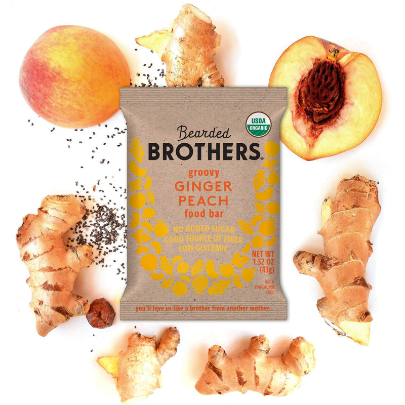 Groovy Ginger Peach (12-Pack)