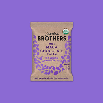 Mega Maca Chocolate - Bearded Brothers