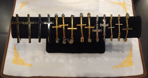 Cross Bracelets and Bangles