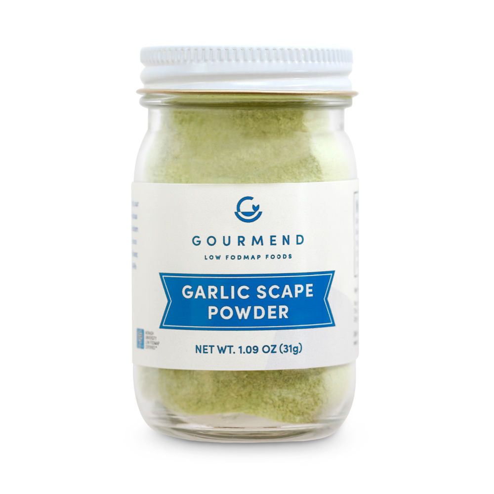 Gourmend Low FODMAP Garlic Scape Powder