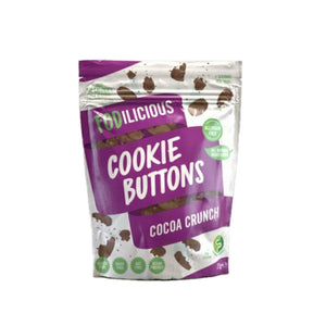 Fodilicious Cookie Buttons Cocoa Crunch