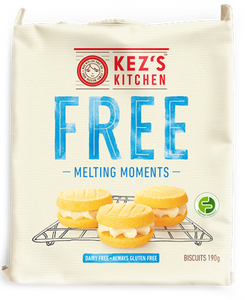 Kez's Kitchen FREE Melting Moments