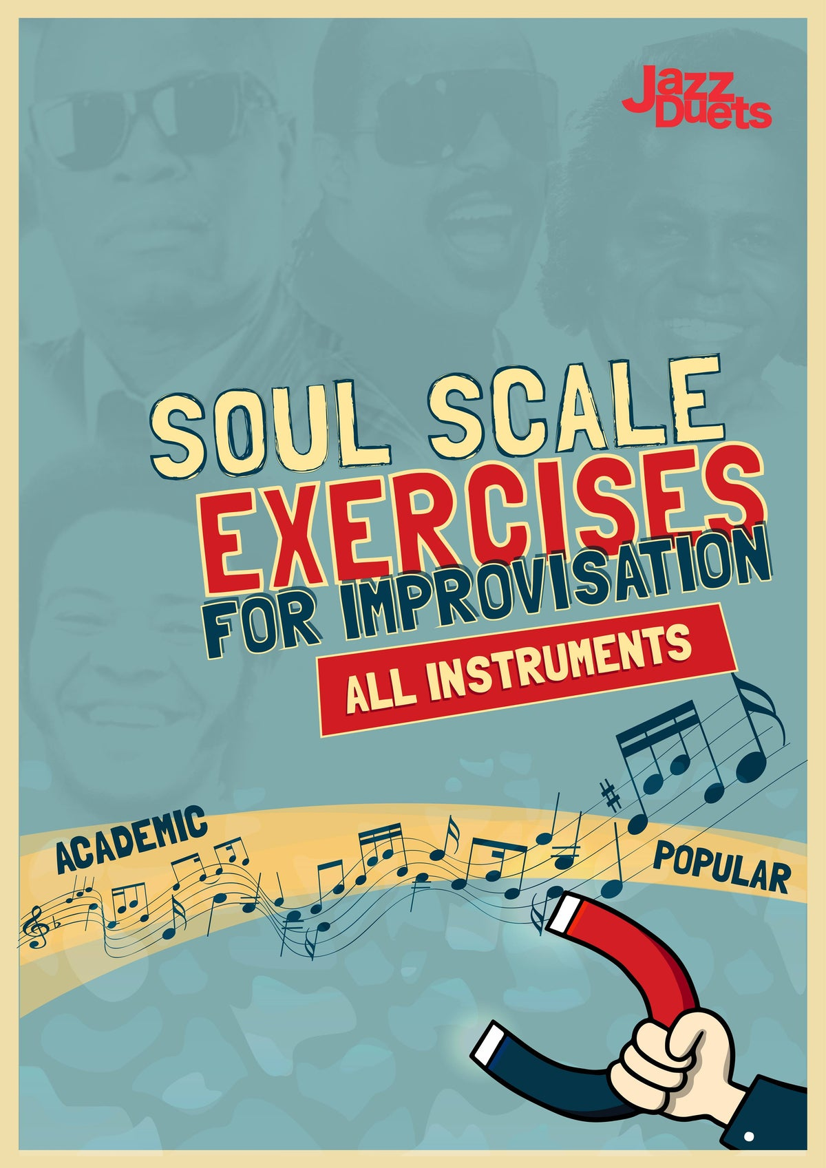 Soul scale exercises for Improvisation -All Instruments
