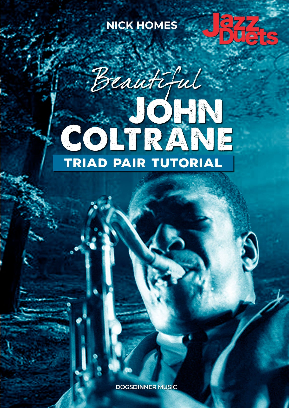 John Coltrane Triad pair tutorial