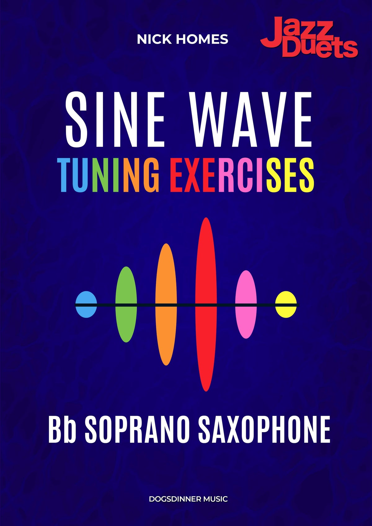 Soprano sine wave  tuning exercises