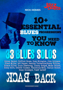 10+ Essential Blues/ 33Blues solos  package