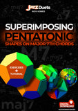 Pentatonic  Expansion Shape 'Package' - Pdf's + Mp3 Audio Download version 3