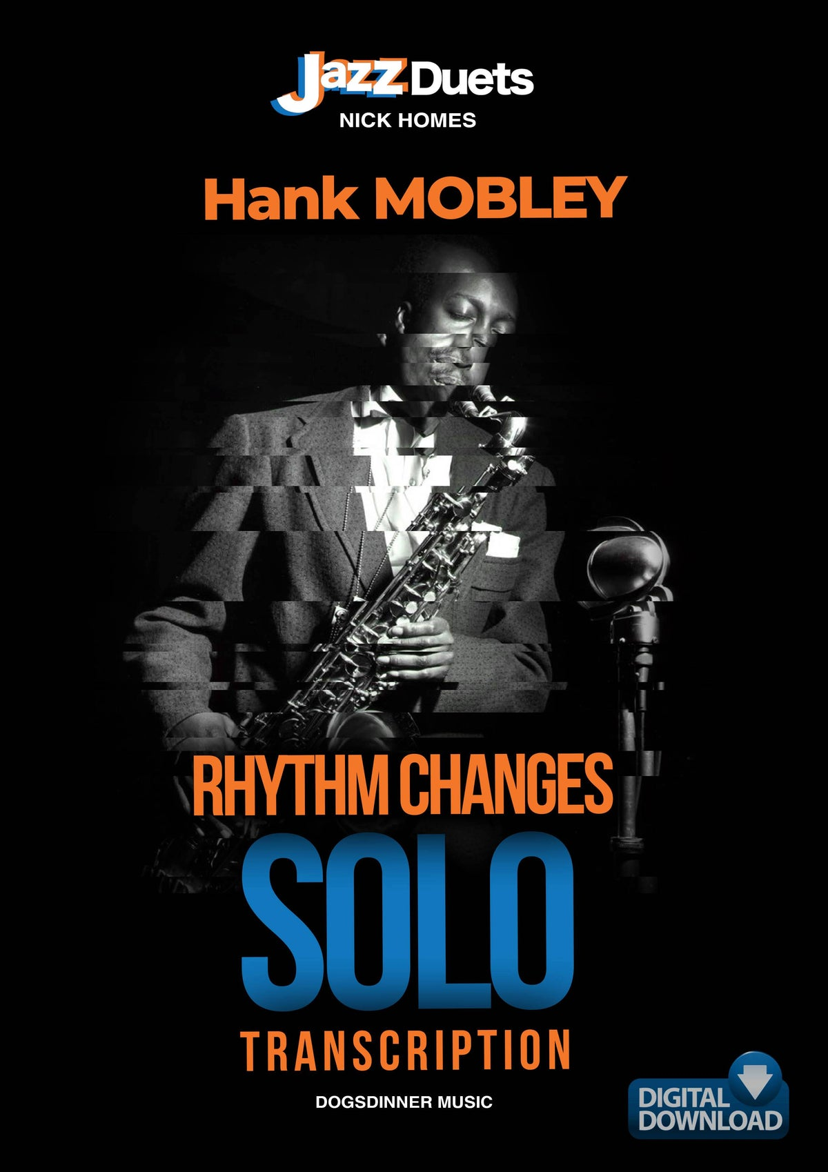 Hank Mobley's Rhythm Changes solo- on Tenor Conclave