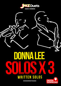 donna lee solos -jazzduets