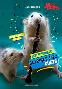 Intermediate Clarinet Jazz duets