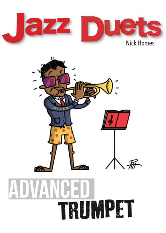 Advanced Trumpet JazzDuets