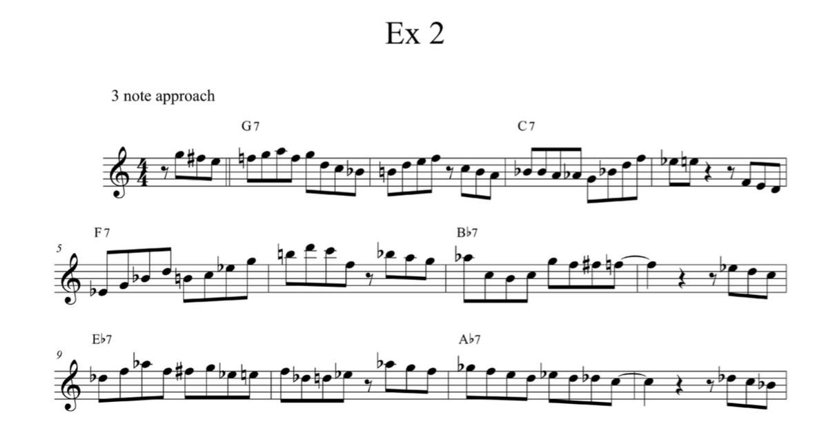 Approach Note  Exercises  package download