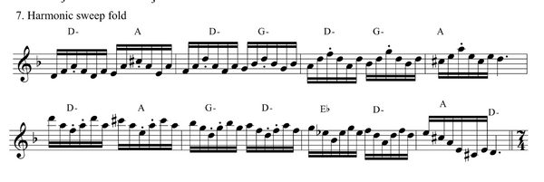 Minor Exercises- Jazzduets  sweep