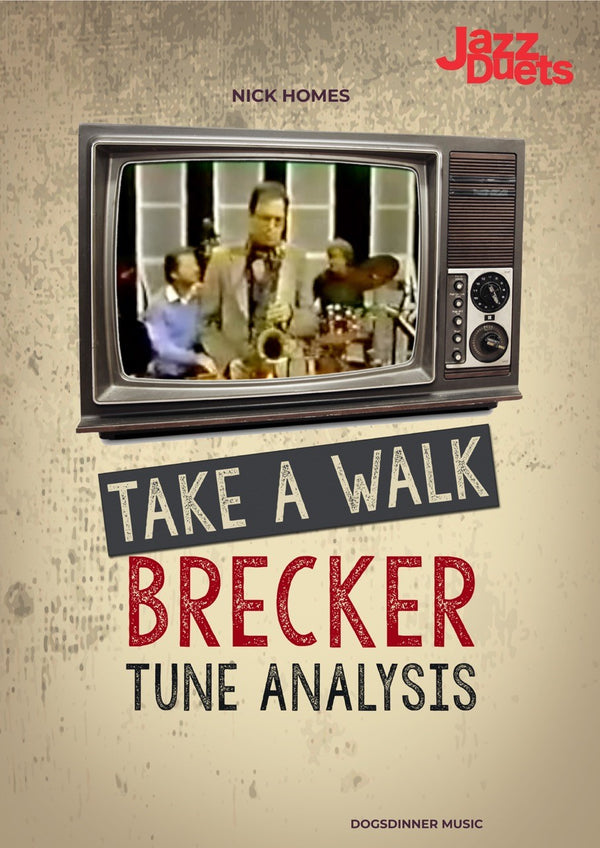 Brecker - Take A Walk analysis