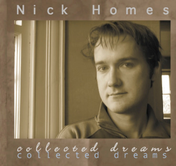 Collected Dreams- digital Mp3 Album download