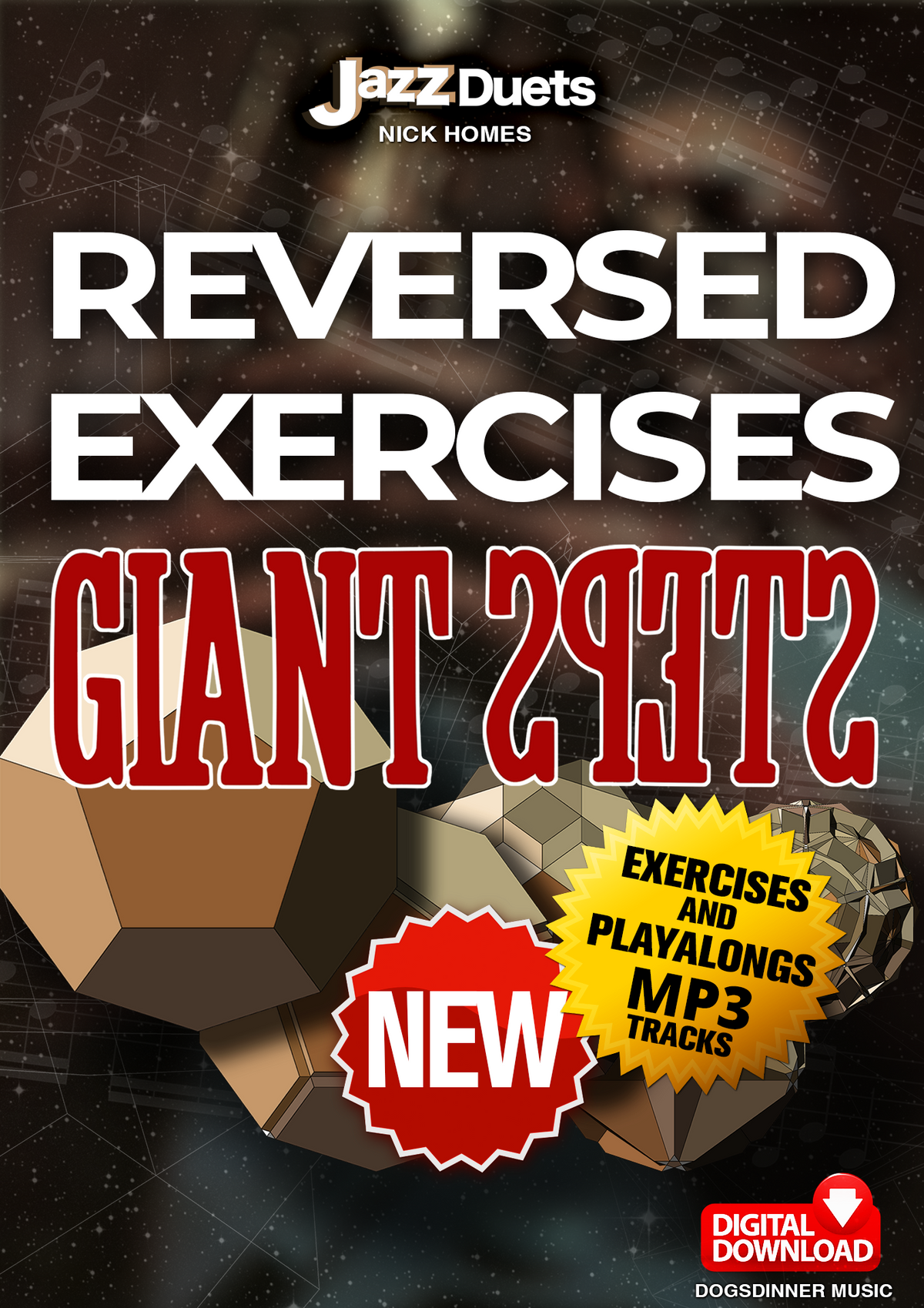Pentatonic Studies on Giant Steps + Reverse Giant Steps Download