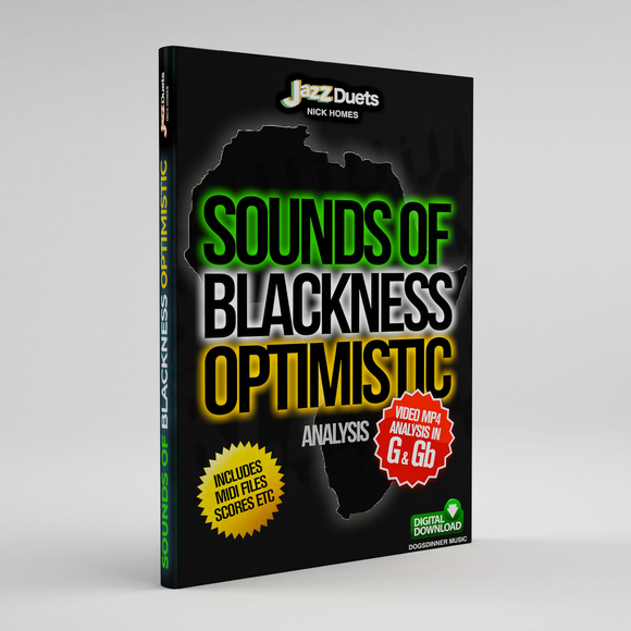 Optimistic - Sounds of Blackness  Analysis package.