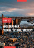 Minor Triad Pair Colours- Jazz duets