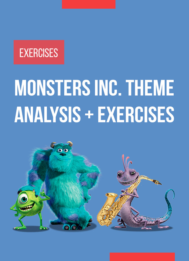 Monsters Inc- Jazz analysis/exercises Jazz duets part 2