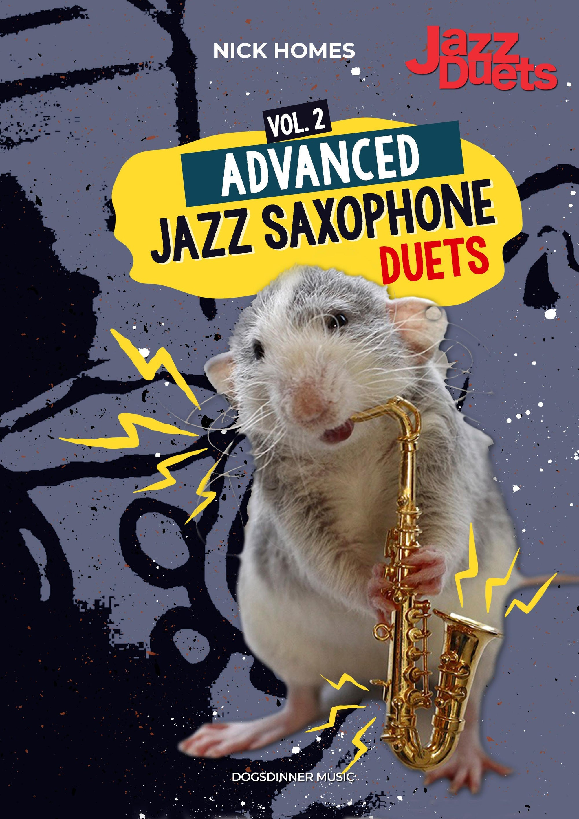 Advanced Saxophone Jazz duets vol 2