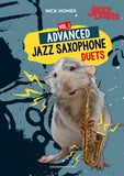 Advanced Saxophone Jazz duets vol 1