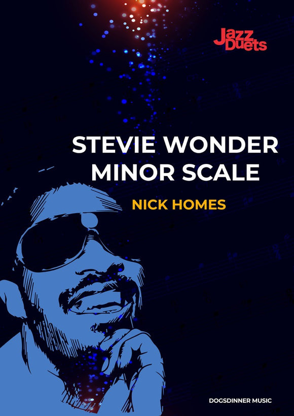 Stevie Wonder Minor scale- Jazz duets