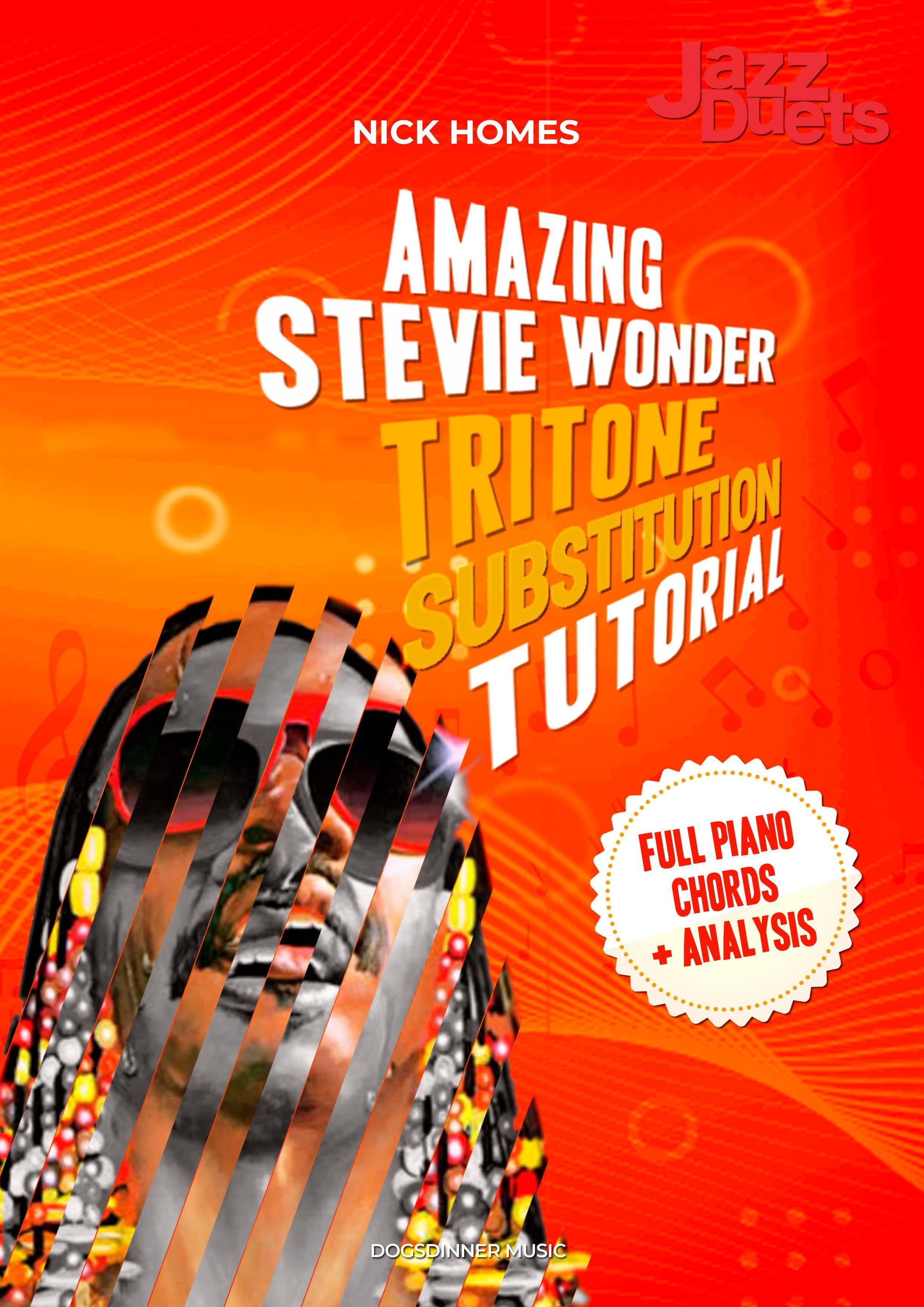Stevie Wonder sub v tutorial - Jazz duets