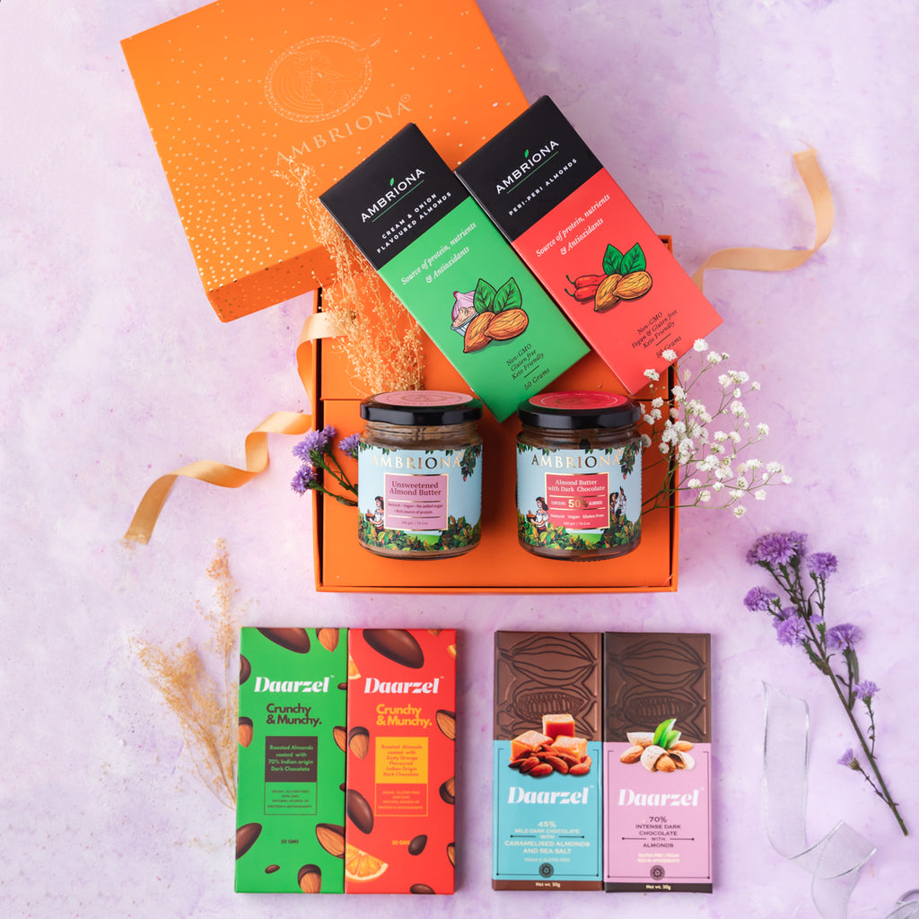 Almond Lover's Hamper