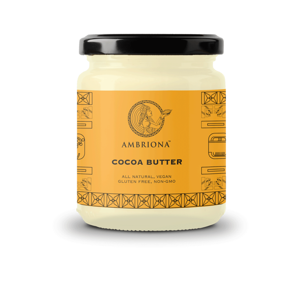 Cocoa Butter | All Natural | Raw | Vegan | Gluten Free