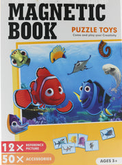 Magnetic Book Puzzle for kids - Jubilofun
