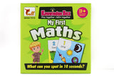 Learn Math For Kids Card Game