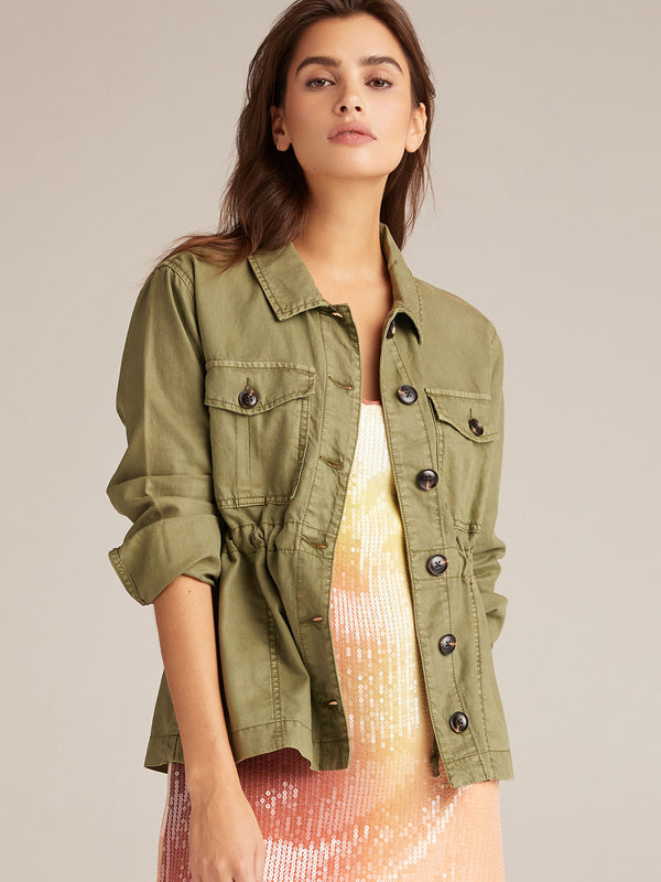 Every Which Way Jacket Parachute Green
