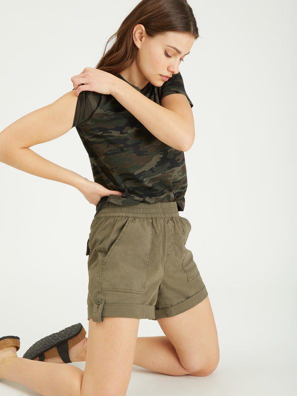 Trail Blazer Short Organic Green