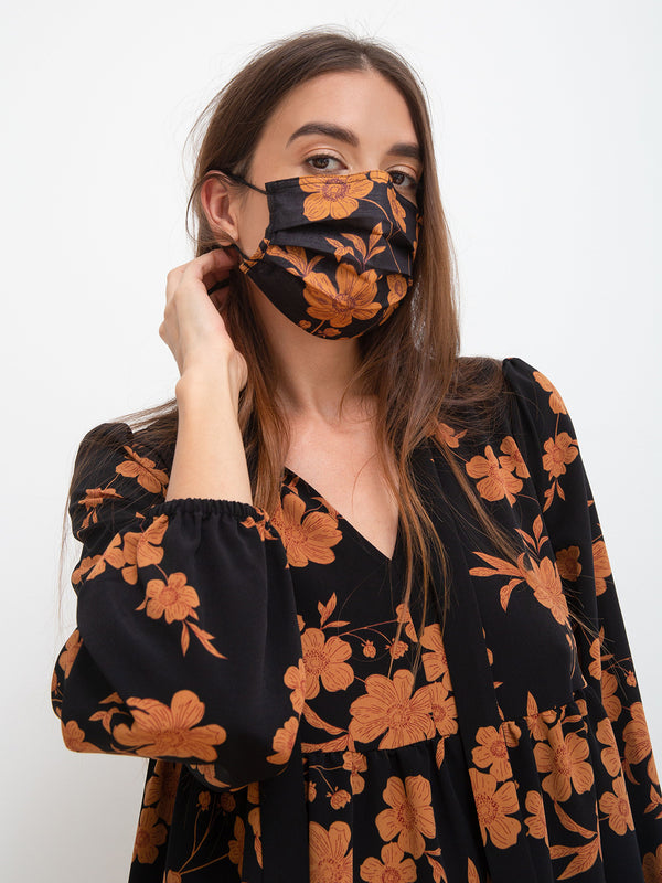 Autumn 5 Pack Fashion PPE Masks