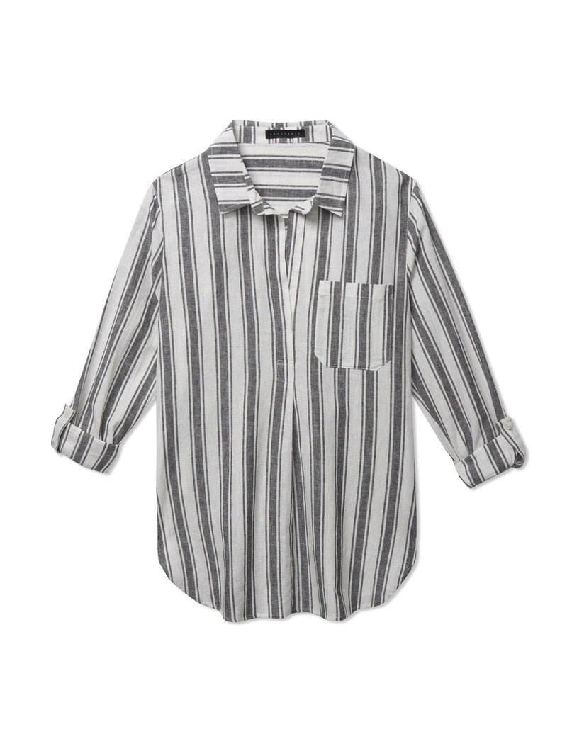 Miles Tunic Twilight Stripe