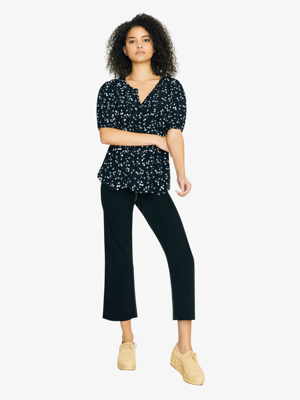 Grace Button Front Blouse Urban Stem