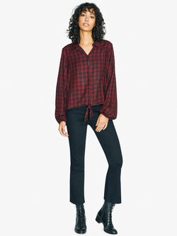 Just My Type Tie Shirt New Generation Plaid