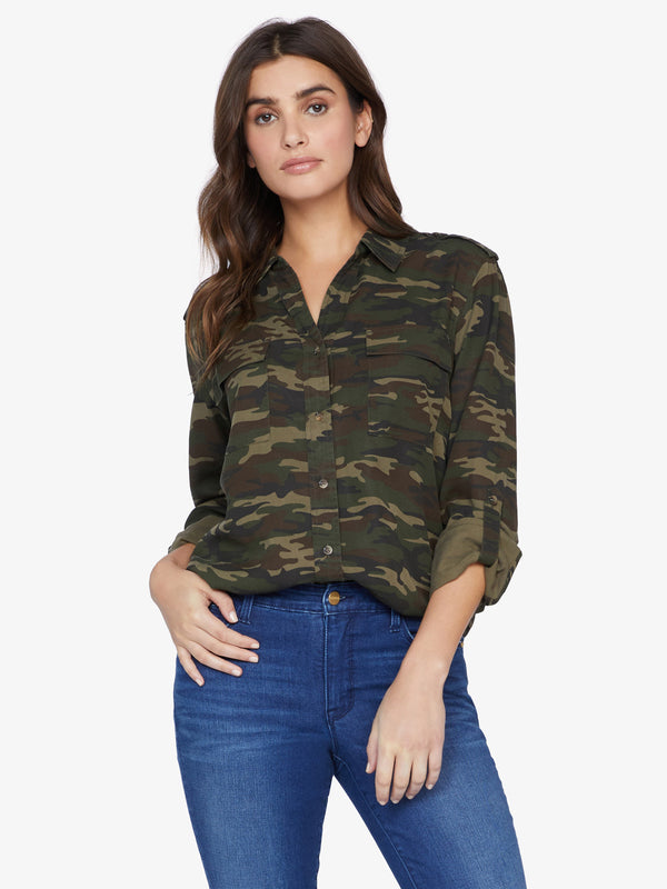 Conroy Surplus Shirt Little Hero Camo