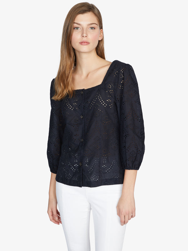 Voyage Top Black